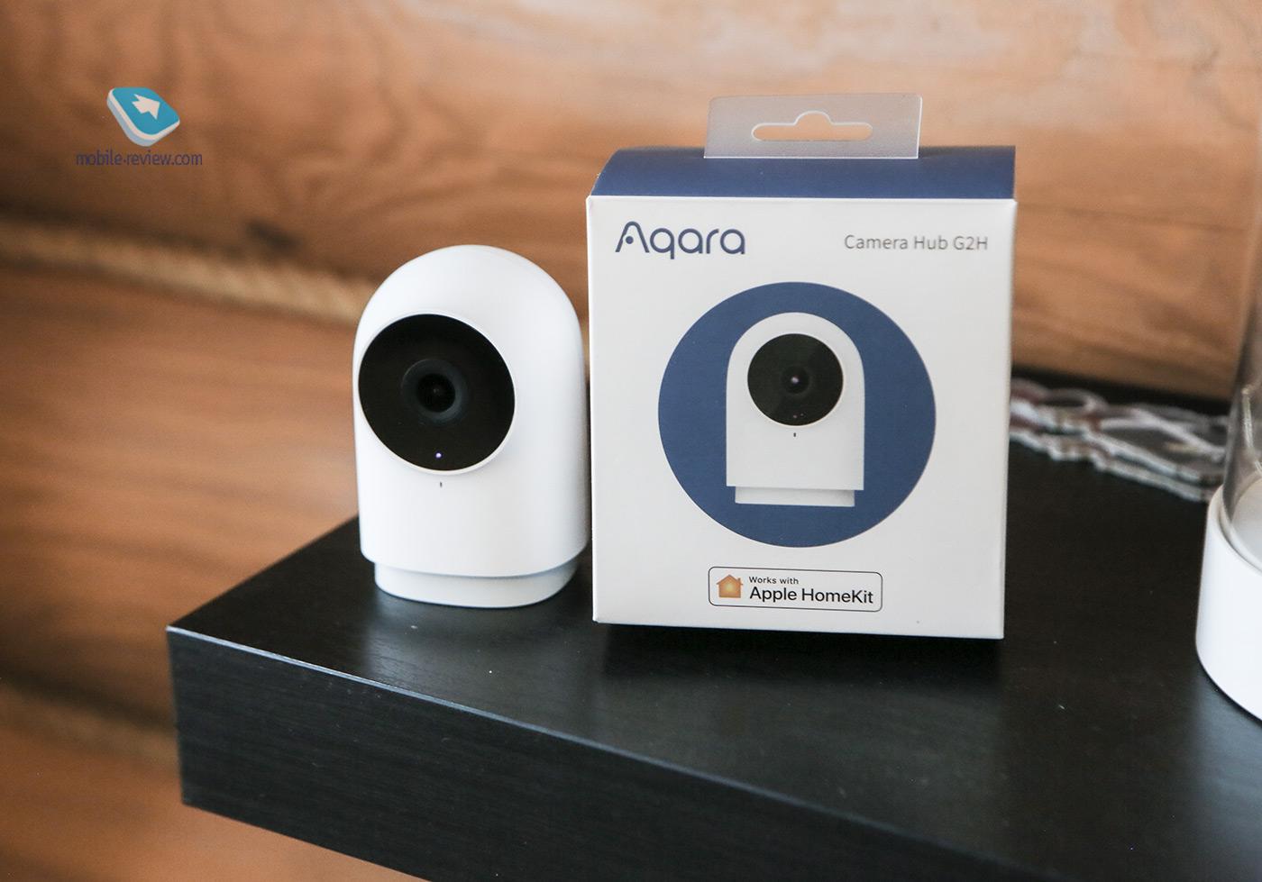 Обзор умной камеры и центра умного дома - Aqara G2H