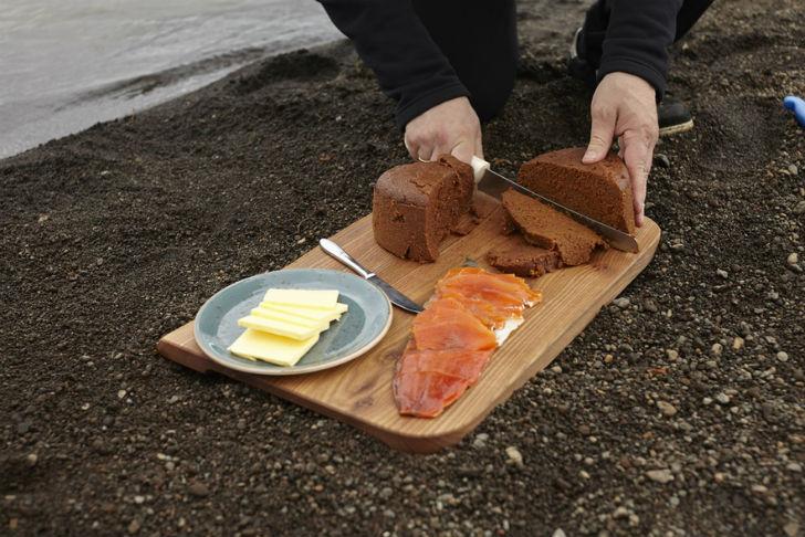Исландская национальная кухня не для слабаков