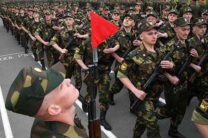 Россия и Белоруссия создадут три учебно-боевых центра подготовки войск Бывший СССР