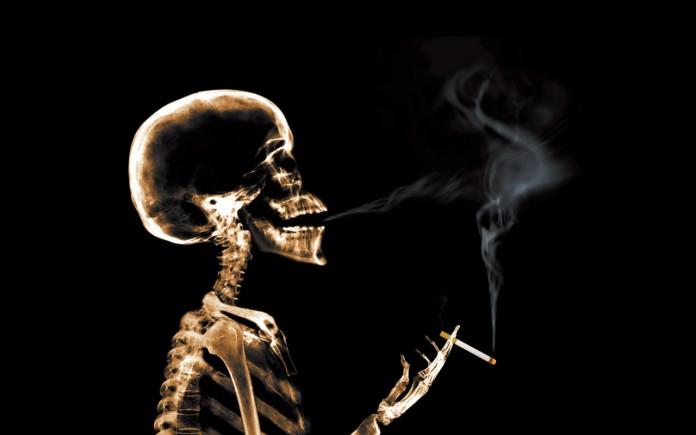 ВОТ что происходит, когда ты бросаешь курить. Тело реагирует очень быстро!