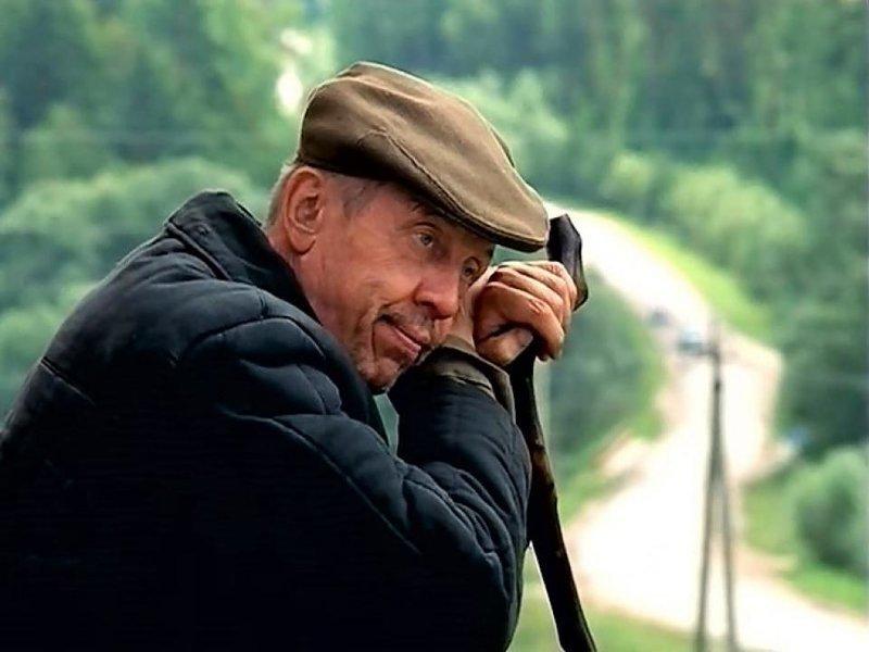 Дед («Участок») Валерии Золотухин, актер, дом кино, кино, ролы, фильм