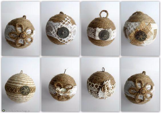 МАСТЕРИЛКА. Новогодние шары
