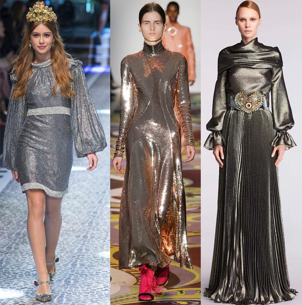 Модные платья 2017-2018