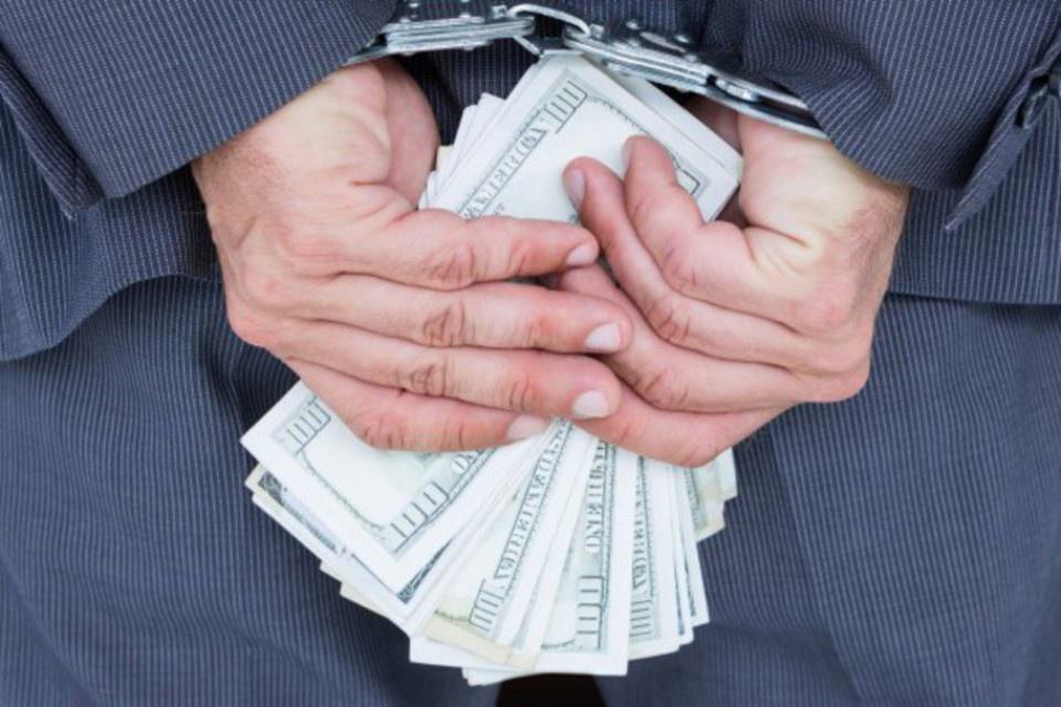 Масштабы коррупции в России …