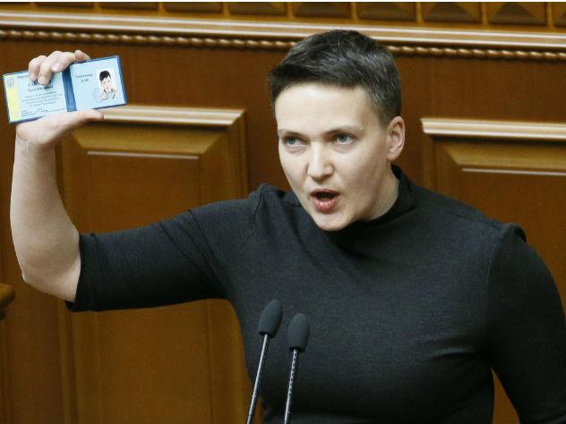 Раскрыты нелицеприятные детали прошлого Надежды Савченко