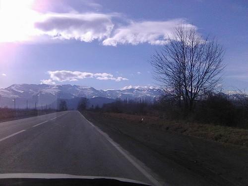 Небольшое путешествие по Осетии