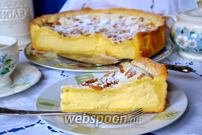 «Бабушкин» торт
