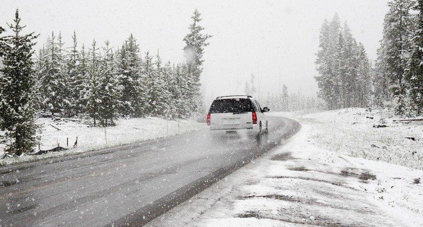 МЧС Хабаровского края предупредило водителей об опасных условиях на дороге в выходные