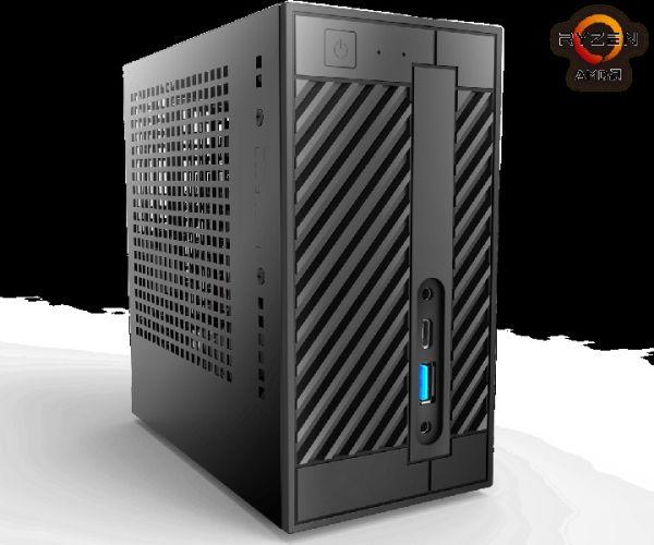 ASRock DeskMini A300 – первый неттоп на процессоре AMD