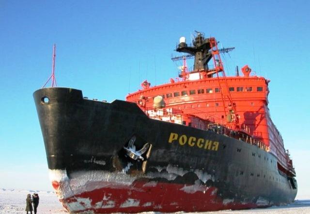 США хотят неограниченно доминировать в Арктике Арктика,геополитика,США и России