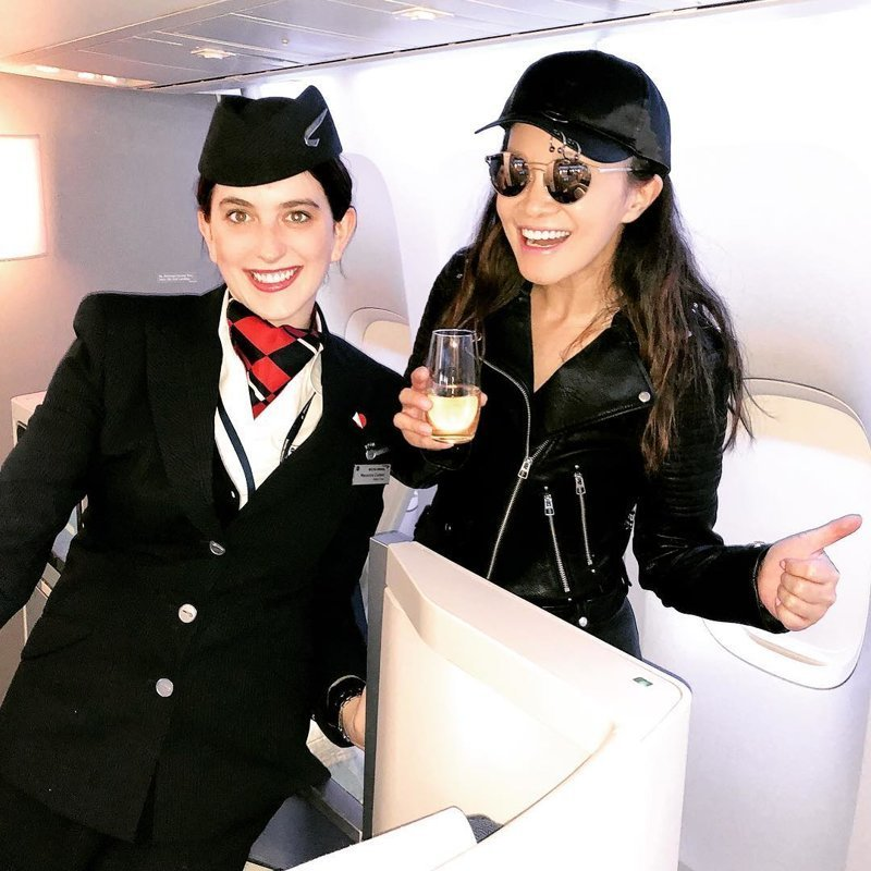 Как на самом деле выглядят стюардессы крупнейших авиакомпаний планеты авиакомпании, авиакомпании мира, женщины, красивые стюардессы, самолёты, стюардесса, стюардессы