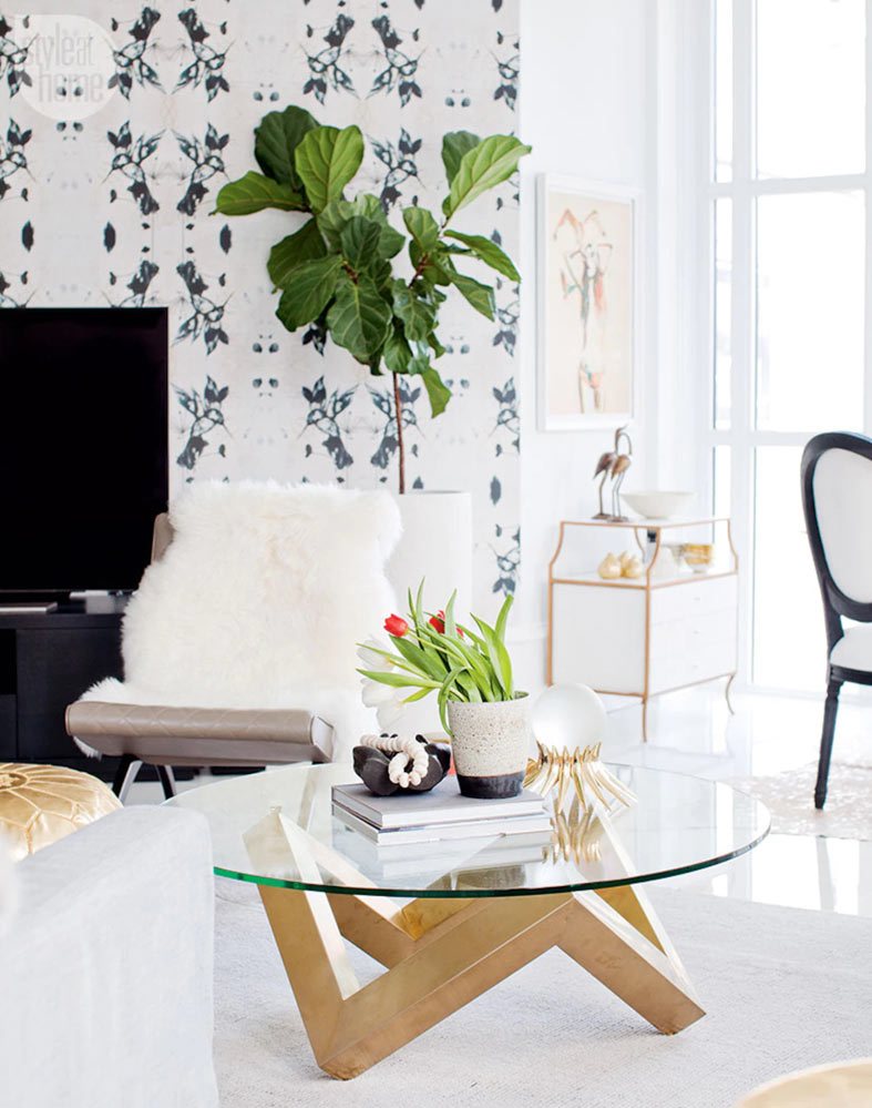 Гармоничный интерьер городской квартиры в белом цвете идеи для дома,интерьер и дизайн