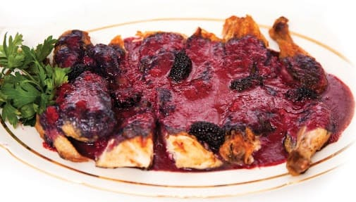 Ежевичный соус к рыбе или мясу — 6 рецептов рецепты,соусы