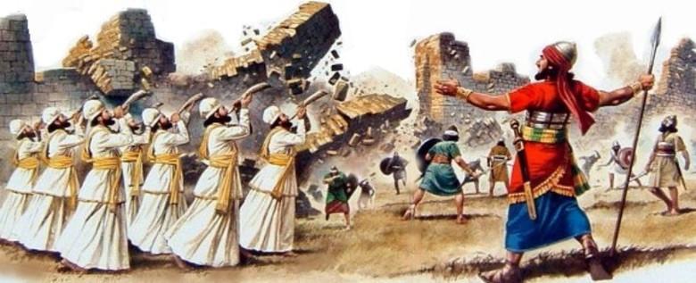 Что разрушило стены древнего…