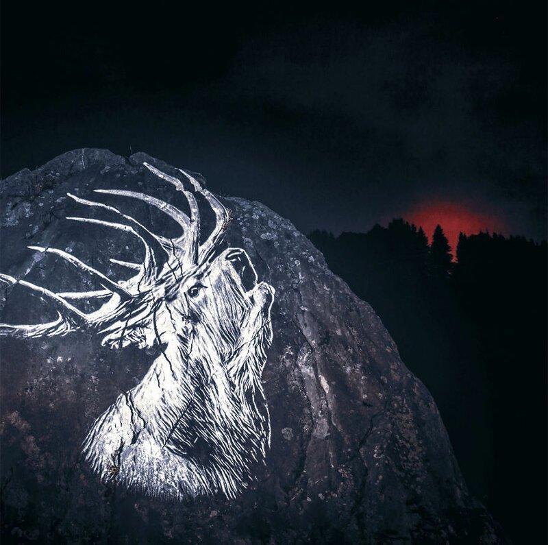 10. Лес в огне горы, животные, исчезновение, рисунки, спасение, художник