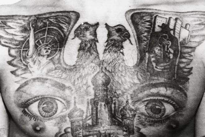Тюремные татуировки: скрытые значения российских заключенных Культура