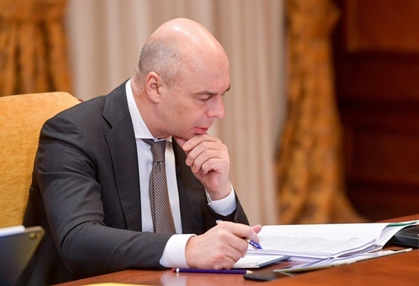 Антон Силуанов пообещал Белоруссии новый кредит в 600 млн долларов
