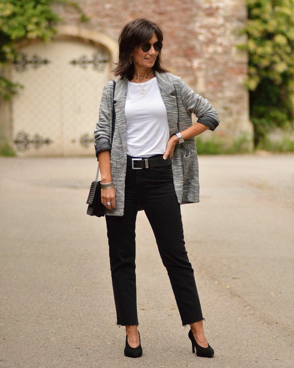 3 волшебные модели джинсов, которые стройнят и делают женщину хрупкой