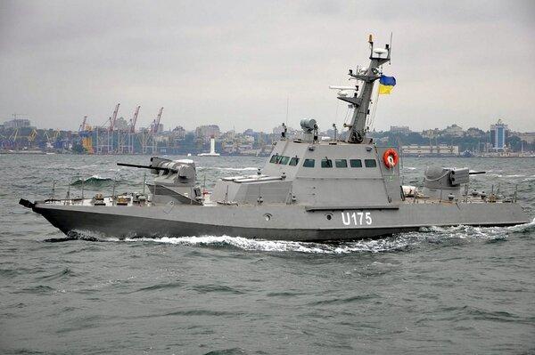 Украина заявила о новом переходе через Керченский пролив