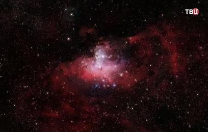 Ученые обнаружили зародыш сверхмассивной черной дыры