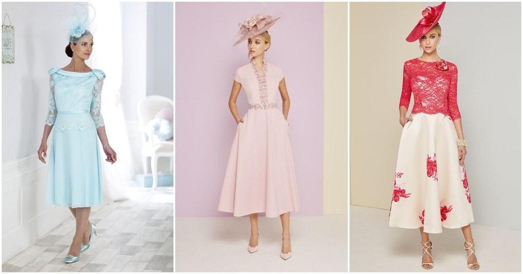 Элегантность для настоящих дам: платья, которые превратят простую женщину в элегантную даму