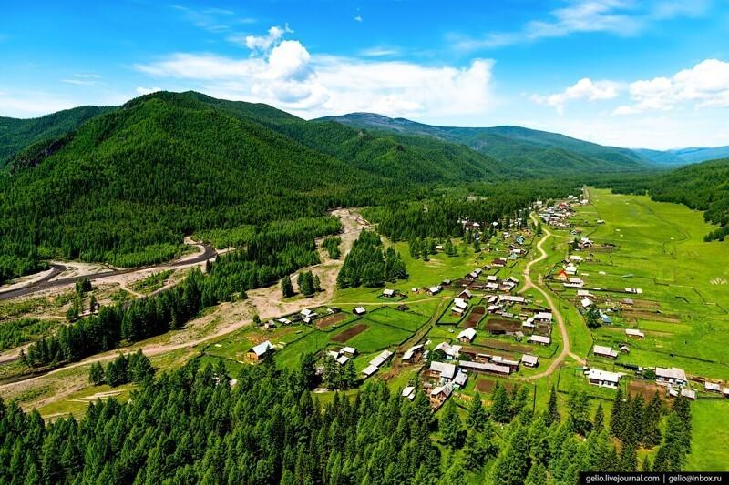 5 красивейших диких мест России внутренний туризм,дикая природа,Россия