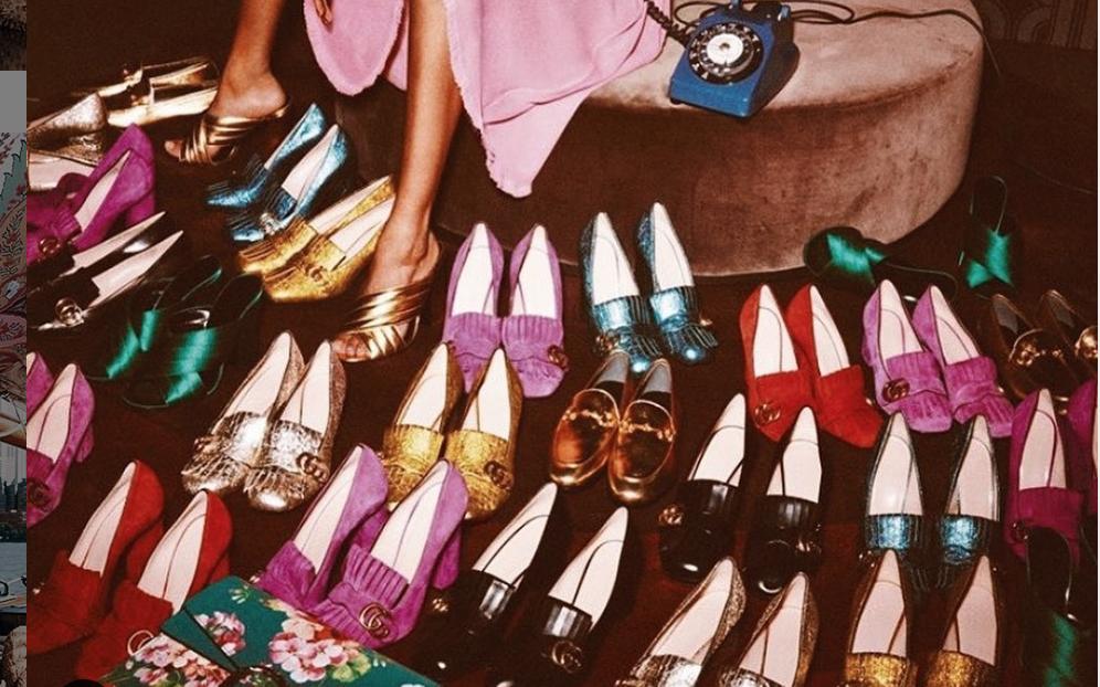 Пробежимся по обувным галере…