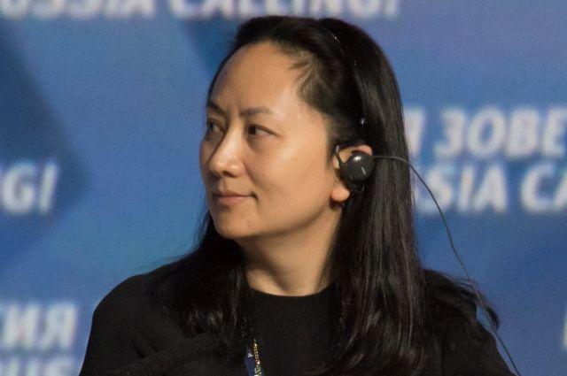 Суд согласился отпустить под залог финансового директора Huawei
