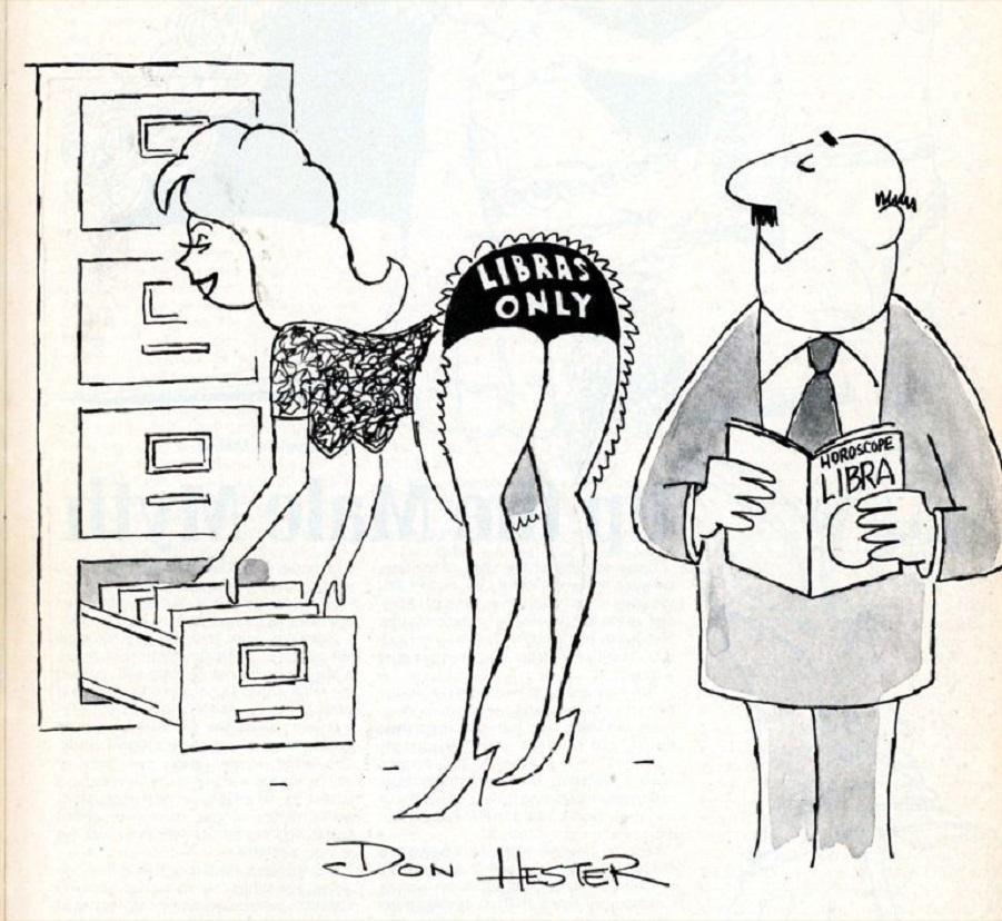 Веселые картинки про секретарш