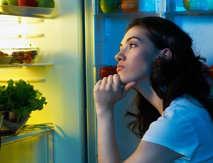 5 трюков, с помощью которых ваш холодильник поможет вам похудеть