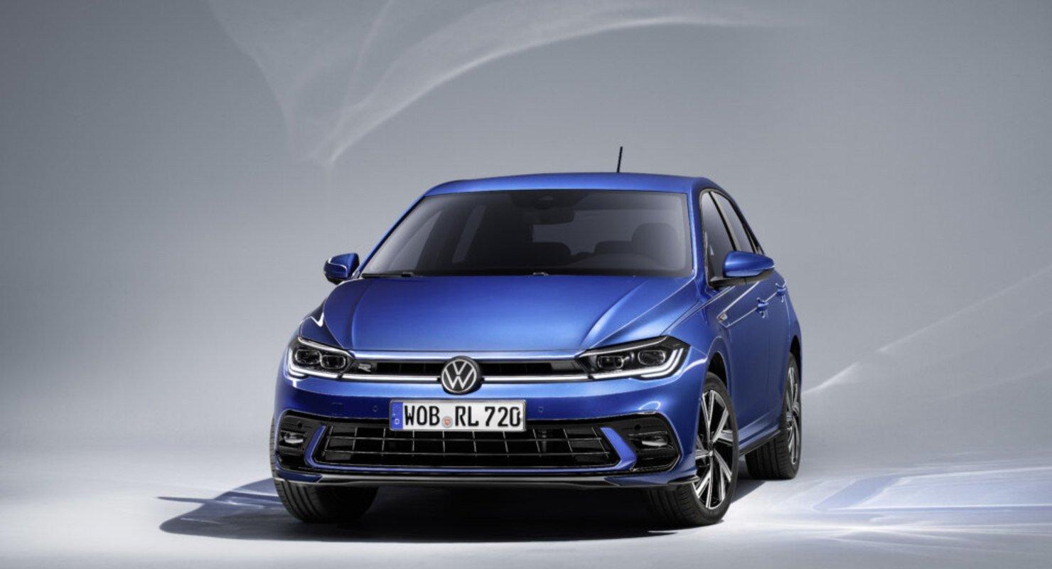 Новый VW Polo получил ценник и стал доступен для заказа Автомобили