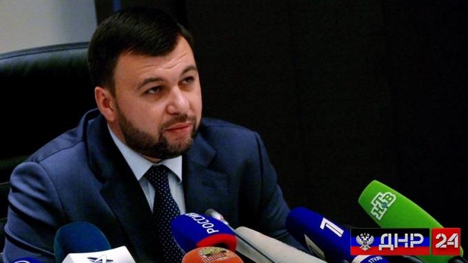 Пушилин о выборах на Украине: Кандидатов за мир нет
