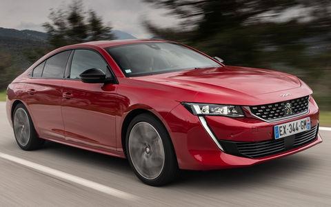 Peugeot привезет седан 508 в…
