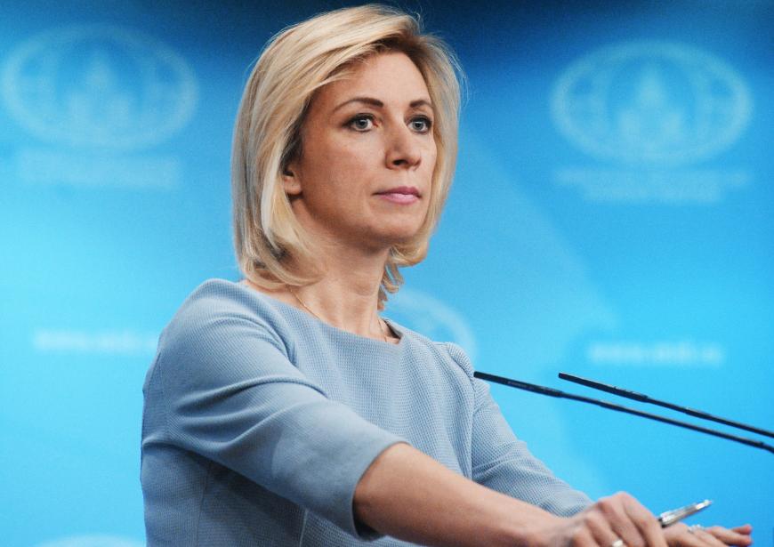 Захарова заявила, что решения по ответным мерам Лондону уже приняты