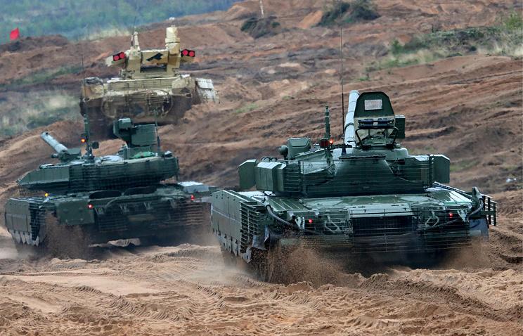 Новые российские танки оказались переделкой из старых машин