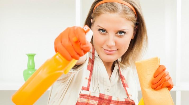 5 мест, которые нужно мыть, если не хотите болеть весь год
