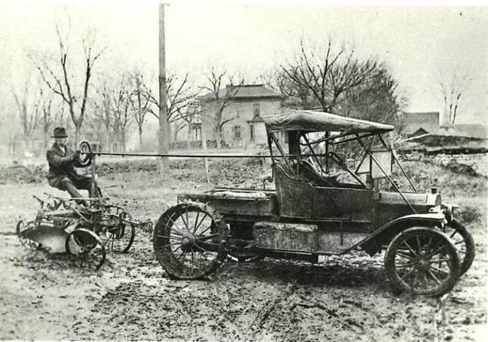 Мужчины 1920-х годов