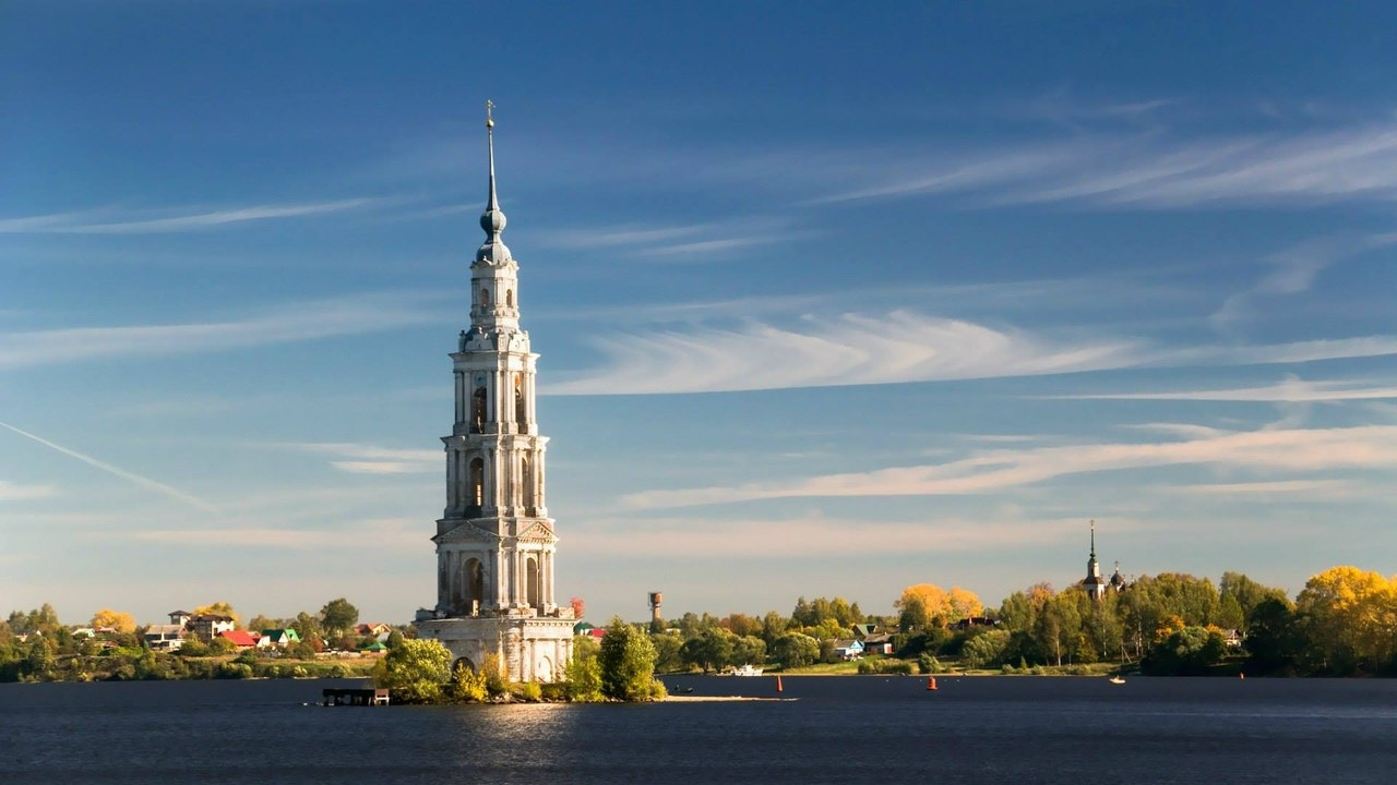 фото колокольня никольского собора нам