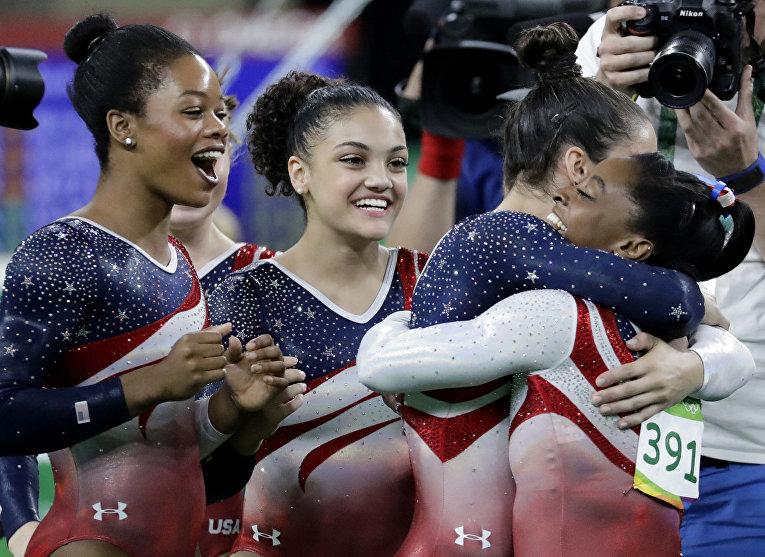 Time (США): почему банкротство Федерации гимнастики США мешает жертвам насилия докопаться до правды?