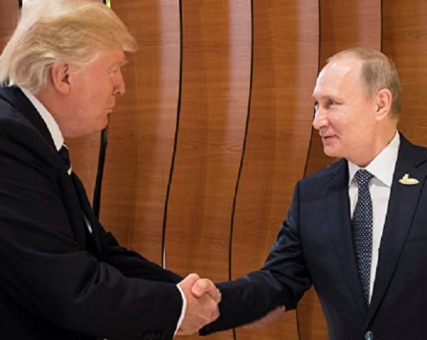 Рад бы, да никак: почему Трамп боится встреч с Путиным