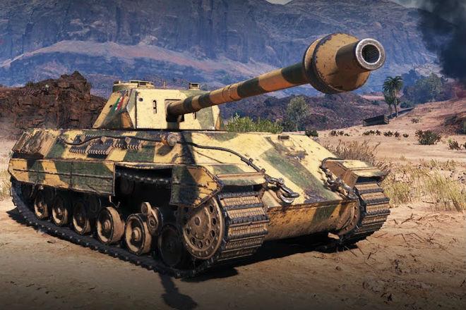 Циммерит: секретное покрытие танков Рейха