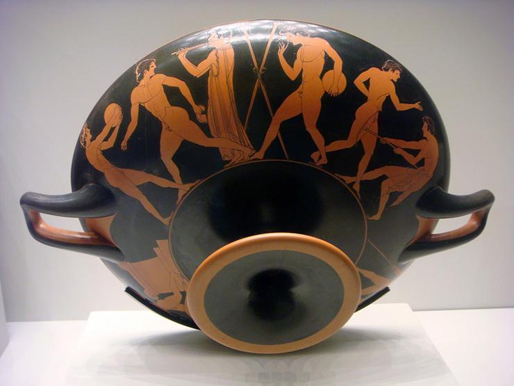 Винный кубок сучастниками пятиборья, 505 – 500 дон.э