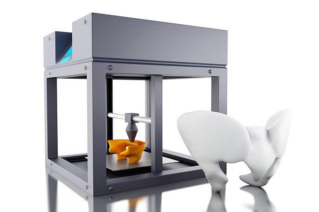 Можно ли напечатать кость на 3D-принтере?