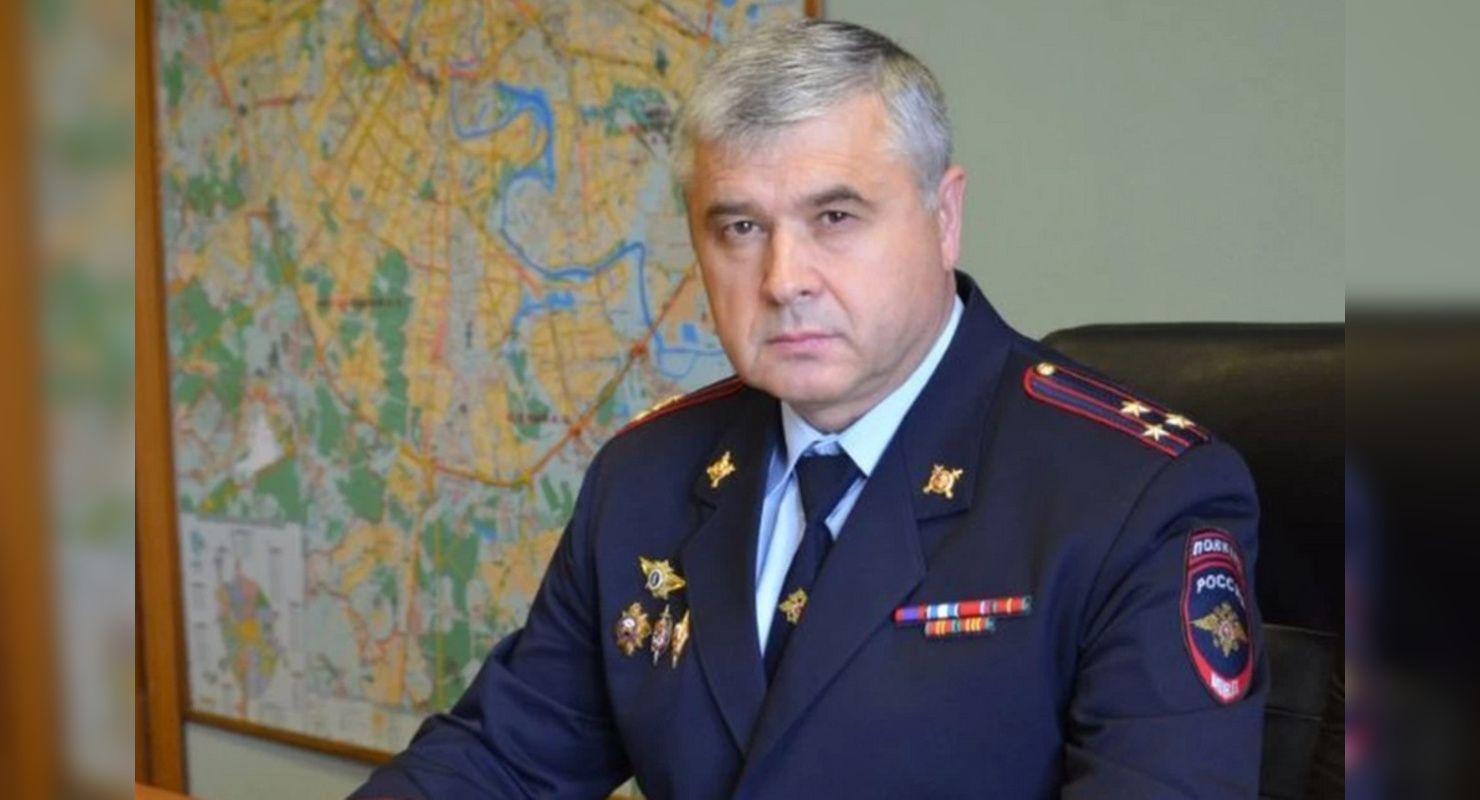МВД назвало причину отставки главы ГИБДД Москвы Автограмота