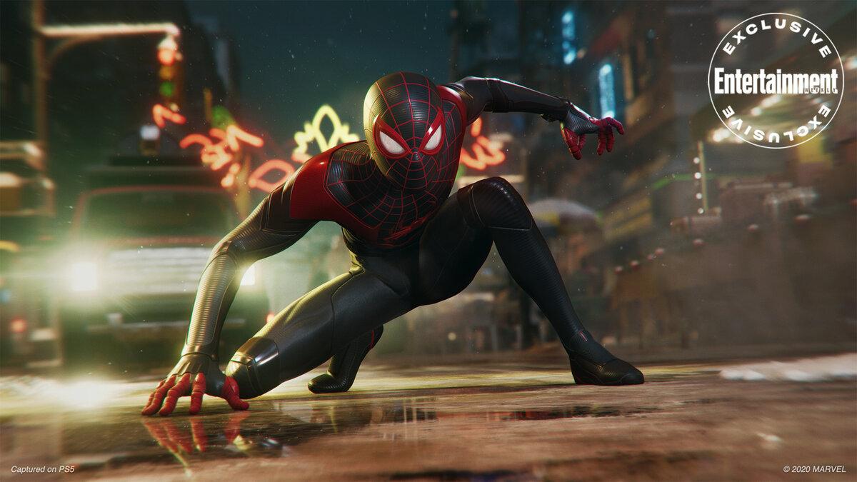 Чем отличается Майлз Моралес от Питера Паркера в игре Spider-Man: Miles Morales