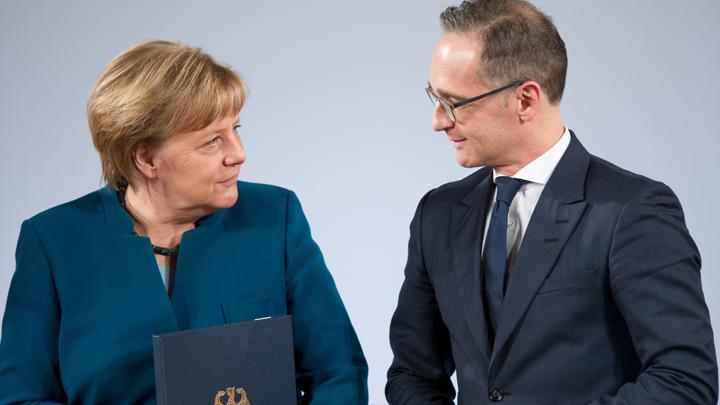 Как Трамп вновь оттолкнул Германию от США в сторону России геополитика