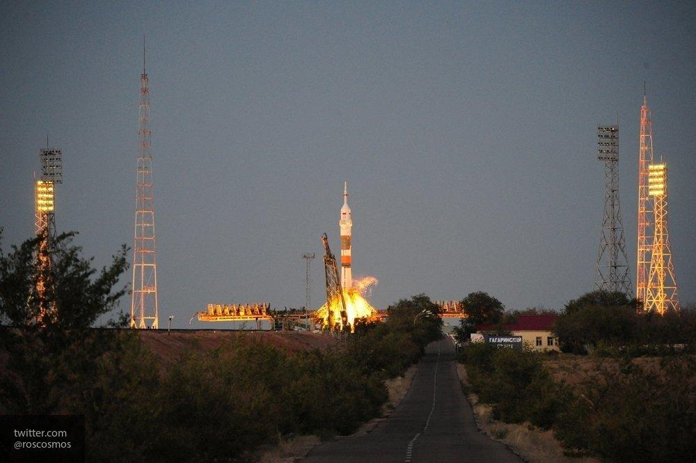 Испытания ракетного двигател…