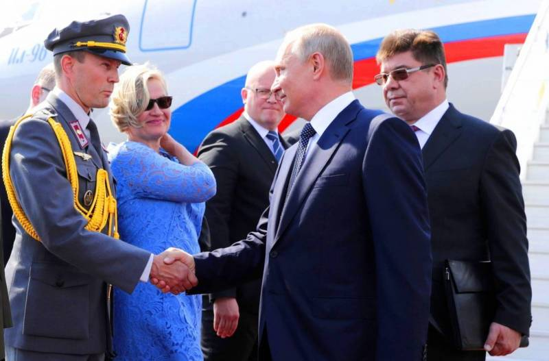 «Воинственный Путин»: финны высказались о предстоящем саммите России и США
