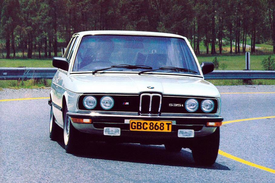Черная зависть! Особые BMW для рынка Южной Африки автомобили,водители
