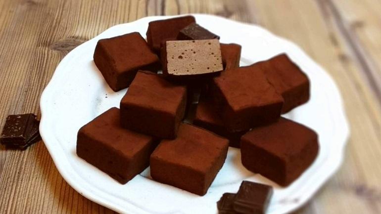 Восхитительные конфеты «Птичье молоко»: подарок близким
